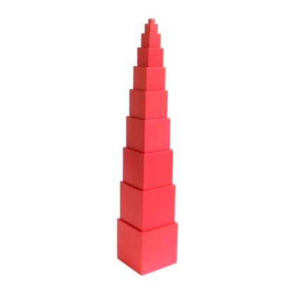 pink tower